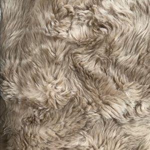 H&M Jackets & Coats - Faux Fur Jacket.
